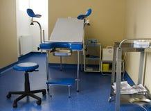Armadietto di Gynecology Immagini Stock