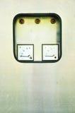 Armadietto elettrico Immagini Stock