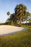 Armadilha de areia Fotos de Stock Royalty Free