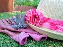 Armadilha do Gopher com Lady& x27; jardim de s & x28; 3& x29; Imagem de Stock