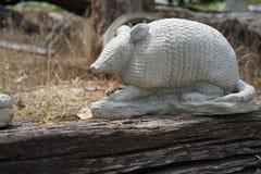 Armadillo sculpture Stock Photo