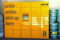 Armadio di Amazon immagine stock