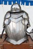 Armadura da Idade Média Fotografia de Stock Royalty Free