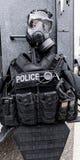 Armadura da polícia Foto de Stock Royalty Free