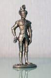 A armadura do cavaleiro, idade de Europa 15-16 Fotos de Stock Royalty Free