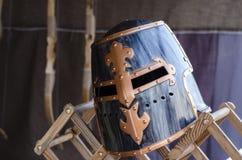 Armadura do cavaleiro medieval Fotografia de Stock Royalty Free