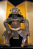 Armadura do samurai Fotos de Stock