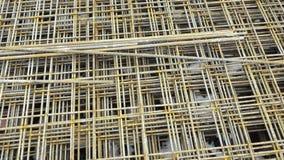 Armadura hecha de los alambres del alambre, refuerzo concreto de los techos