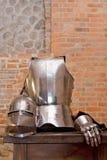 Armadura medieval fotos de archivo libres de regalías