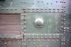 Armadura metálica Imagenes de archivo