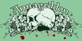 Armageddon Lizenzfreies Stockbild