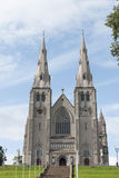 Armagh καθεδρικός ναός Στοκ Εικόνα