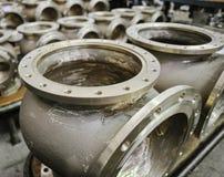 Armalit fabryka produkuje statek armaturę dla stoczniowych firm Zdjęcie Royalty Free