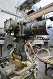 Armalit fabryka produkuje statek armaturę dla stoczniowych firm Obraz Stock