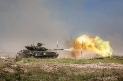 Armamento y equipo militar de las fuerzas armadas de arma de Ucrania fotos de archivo