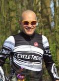 Armand van der Smissen after his win Stock Photos
