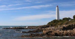 Armandeche-Leuchtturm stock video