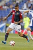 Armando Izzo of Genoa CFC Royalty Free Stock Photography