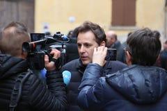 Armando Siri, Lega Nord politisch stockfotos