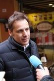 Armando Siri, Lega Nord politisch lizenzfreie stockfotos