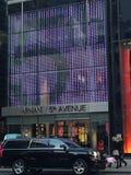 Armani store Stock Photos