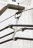 Armario eléctrico del alambre Imagen de archivo libre de regalías