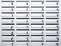 Armario en condominio Imagen de archivo libre de regalías