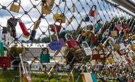 Armarios del amor Foto de archivo libre de regalías