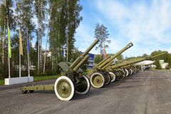 Armas Foto de Stock