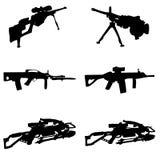Armas Imagens de Stock Royalty Free