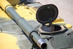 Armas automotores de la unidad en la posición Fotografía de archivo