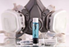 Armas bioquímicas que se convierten fotos de archivo libres de regalías