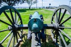 Armas da batalha Imagem de Stock Royalty Free