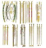 Armas da Idade Média Foto de Stock Royalty Free