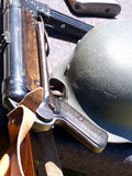Armas da segunda guerra mundial Fotografia de Stock Royalty Free