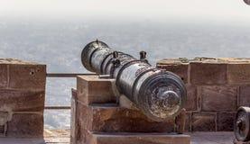 Armas de destruição maciça velhas Imagens de Stock