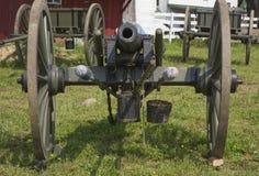 Armas de la guerra civil Fotos de archivo libres de regalías