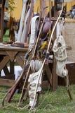 Armas do renascimento, Italy foto de stock