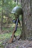 Armas e munição Imagem de Stock