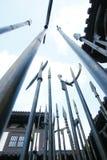 Armas frias Foto de Stock Royalty Free