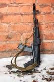Armas ligeras Foto de archivo libre de regalías