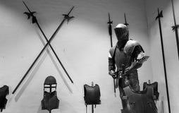 Armas medievais Imagens de Stock Royalty Free