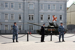 Τ-14 Armata Στοκ Φωτογραφίες