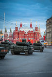 Armata T-14主要俄国坦克 免版税图库摄影