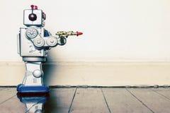 Armatni crim roboty Fotografia Stock