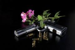 armatnie róże Zdjęcie Stock
