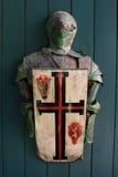 Armatura del cavaliere Fotografie Stock Libere da Diritti