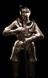 Armatura del cavaliere antico Fotografia Stock