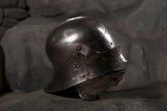 Armatura del cavaliere medioevale Fotografia Stock