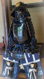 Armatura del samurai Immagine Stock Libera da Diritti
